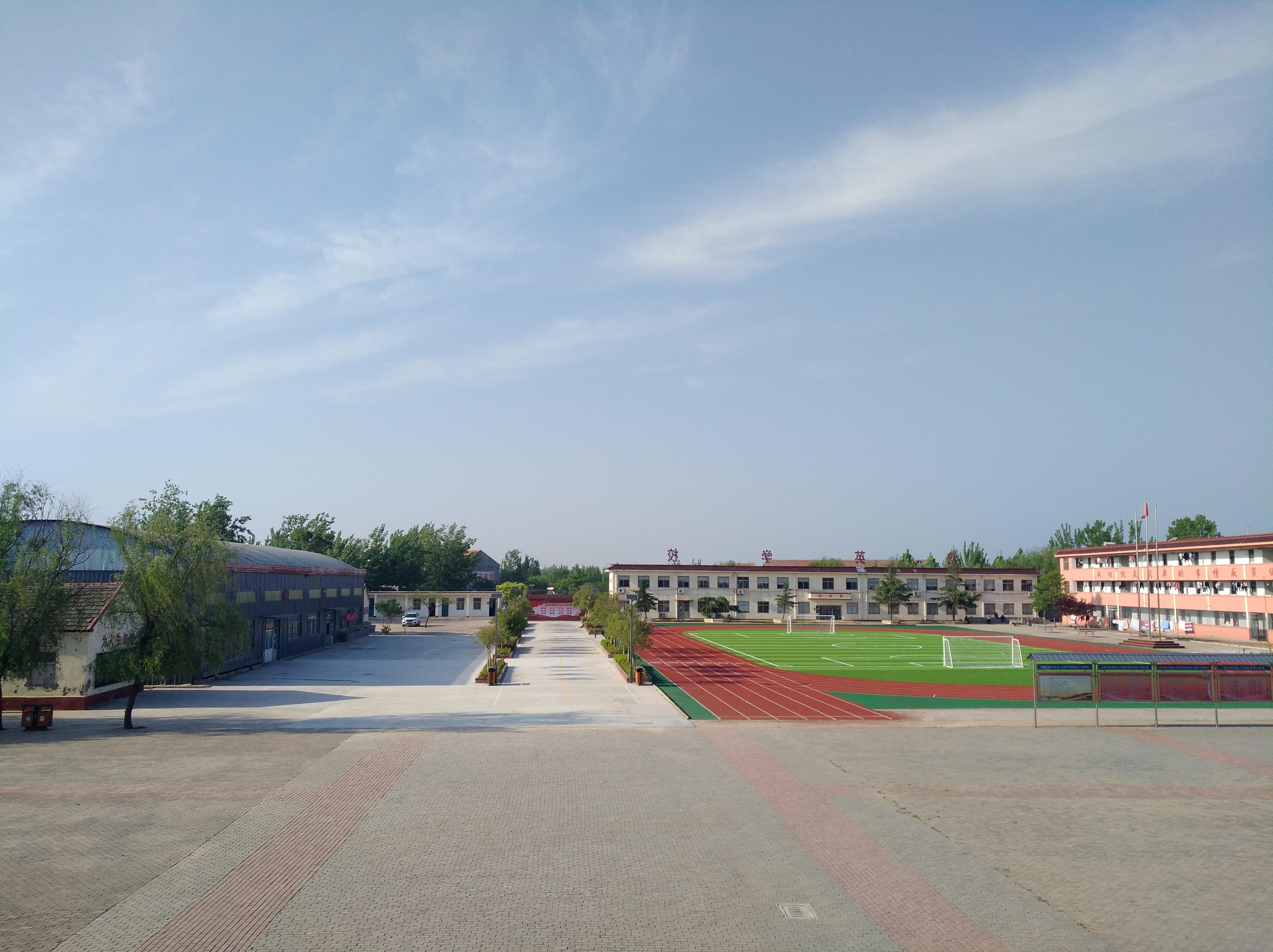 山东省济宁市鱼台培英学校